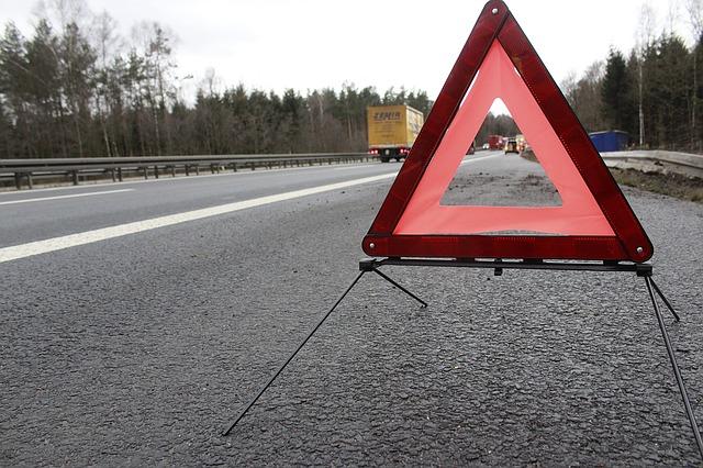 Triángulos de Seguridad del Coche
